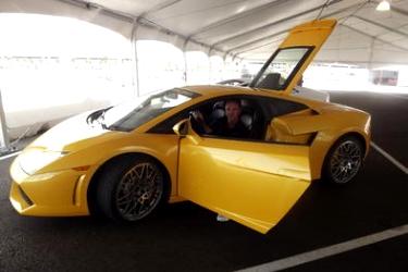 Las Vegas Exotic Car Experience