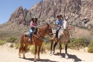Las Vegas horseback riding