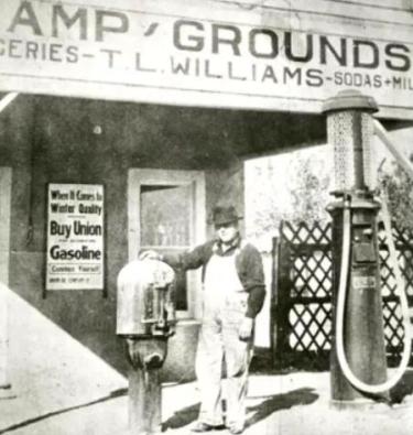 Thomas L Williams, founder of North Las Vegas